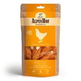 AlpenHof Рулетики куриные для средних и крупных собак, 80г