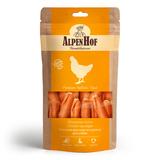 AlpenHof Сосиски венские из курицы для собак, 80г