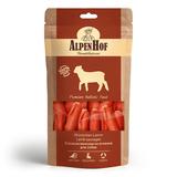 AlpenHof Сосиски венские из ягненка для собак, 80г
