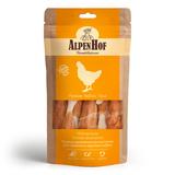 AlpenHof Курица ароматная на косточке для средних и крупных собак, 80г