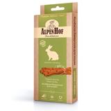 AlpenHof Колбаски баварские кролик+печень для кошек 3 шт.