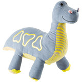 Hunter игрушки для собак Tabora динозавр, 32 см, синий