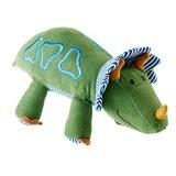 Hunter игрушки для собак Tabora динозавр, 33 см, зеленый