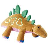 Hunter игрушки для собак Tabora динозавр, 35 см, коричневый