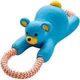 Hunter игрушки для собак Медведь, 17 см, латекс