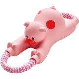 Hunter игрушки для собак Свинка 20 см, латекс