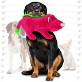 """Mighty супер прочная игрушка для собак """"Сафари"""" Бородавочник, 40 см, розовый, прочность 8/10"""