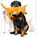 "Mighty супер прочная игрушка для собак ""Сафари"" Кенгуру, 40 см, прочность 8/10, Safari Kangaroo"