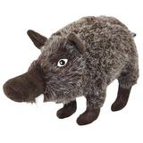 "Mighty супер прочная игрушка для собак ""Сафари"" Пекари, 27 см, прочность 8/10, Safari Javelina"