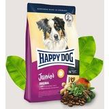 Happy Dog Supreme Junior Original сухой корм для щенков, птица, ягненок и рис