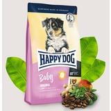 Happy Dog Supreme Baby Original сухой корм для щенков средних и крупных пород, птица, ягненок, рис