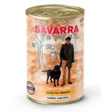 Savarra ADULT ALL BREEDS DOGS HOLISTIC Гипоаллергенный корм для взрослых собак всех пород (индейка/рис/морковь)