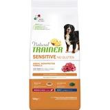 Natural Trainer Sensitive No Gluten Medium&Maxi Adult Dog – Lamb сухой корм без глютена с ягненком и цельными злаками для взрослых собак средних и крупных пород