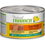 Trainer Natural Dog Small & Toy Maturity - With Chicken Консервы Тренер Натурал для пожилых собак мелких и миниатюрных пород