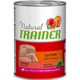 Trainer Natural Dog Medium&Maxi Puppy & Junior - With Chicken Консервы Тренер Натурал для щенков и юниоров средних пород