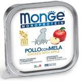Monge Dog Monoprotein Fruits консервы для щенков паштет из курицы 150г