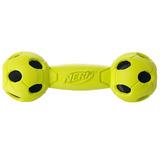 Nerf Игрушка для собак Гантель с отверстиями, 17,5 см