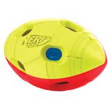 Nerf Мяч-регби двухцветный светящийся, 10 см