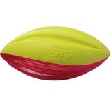 Nerf Мяч для регби комбинированный из вспененной резины и термопластичной резины, 10 см
