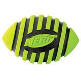 Nerf Игрушка для собак Мяч для регби пищащий, 9 см
