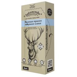 Venison вяленая трахея северного оленя лакомство для МЕЛКИХ пород собак 35 гр