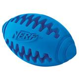Nerf Игрушка для собак Мяч для регби рифленый, 12,5 см