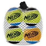 Nerf Мяч теннисный пищащий, 4,5 см (4 шт.)