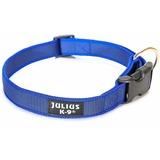 JULIUS-K9 ошейник для собак Color & Gray, сине-серый
