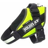 JULIUS-K9 шлейка для собак IDC®-Powerharness, цвет зеленый неон