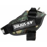 JULIUS-K9 шлейка для собак IDC®-Powerharness, цвет камуфляж