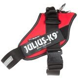 JULIUS-K9 шлейка для собак IDC®-Powerharness, цвет красный