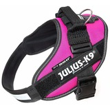 JULIUS-K9 шлейка для собак IDC®-Powerharness, цвет темно-розовый