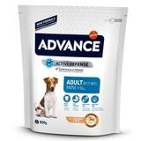 Advance сухой корм для взрослых собак малых пород с курицей и рисом, Mini Adult