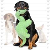 Mighty супер прочная игрушка для собак Динозавр Брахиозавр Барнаба, прочность 8/10, Dinosaur Brachiosaurus